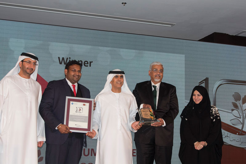 Al Jazeera Catering LLC (Medium Business Category) Winner