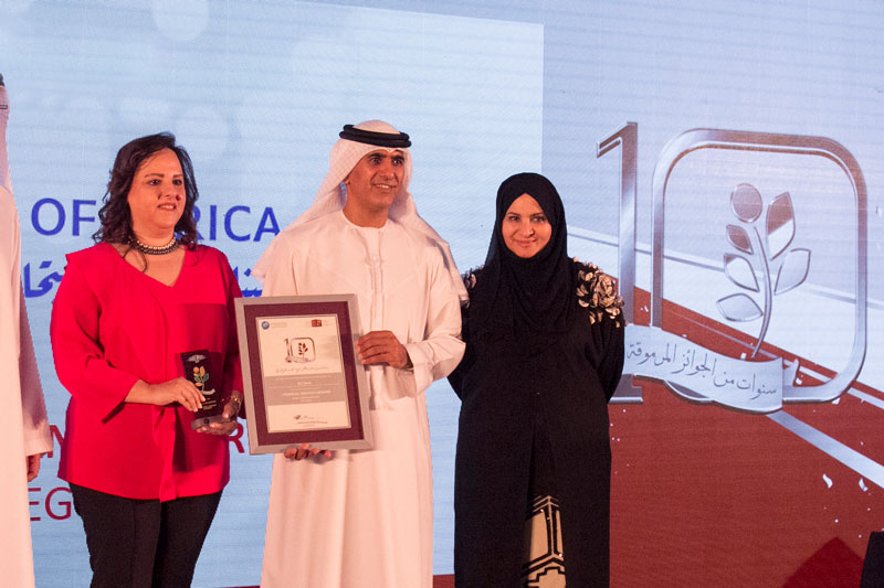 BLC Bank (Financial Services Category) Special Recognition
