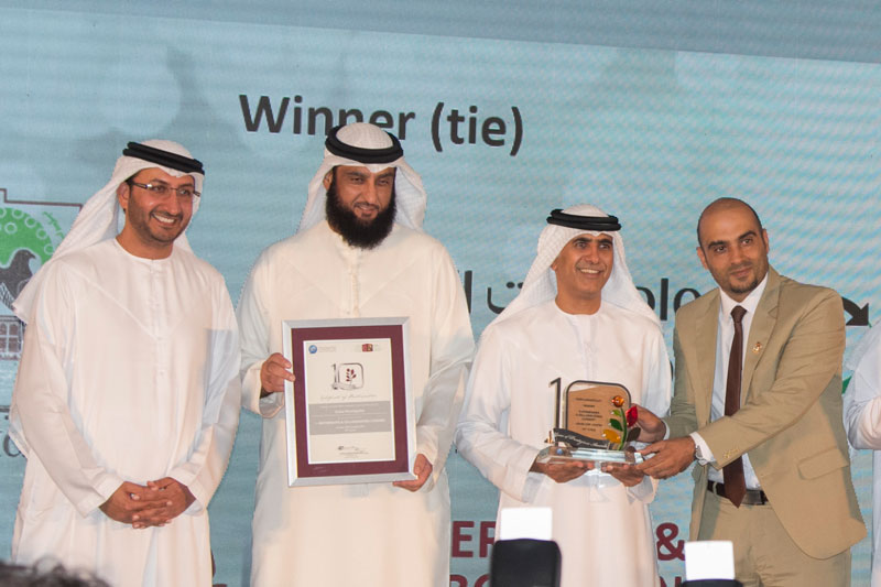 Dubai Municipality (Partnerships & Collaborations) Winner