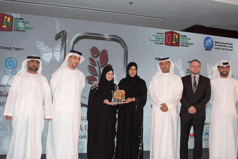 Emirates Transport (Partnerships and Collaborations) Winner