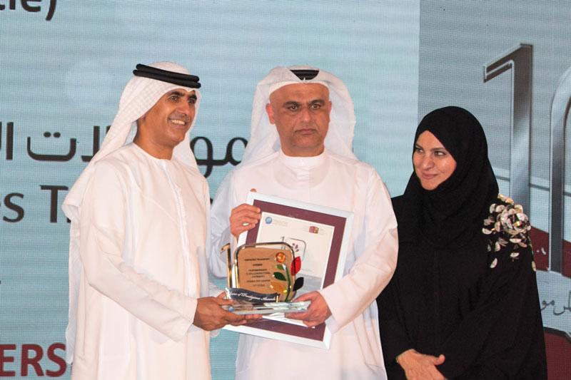 Emirates Transport pic2(Partnerships & Collaboration) Winner