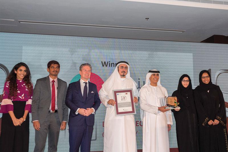ENOC (Energy Sectro Category) Winner