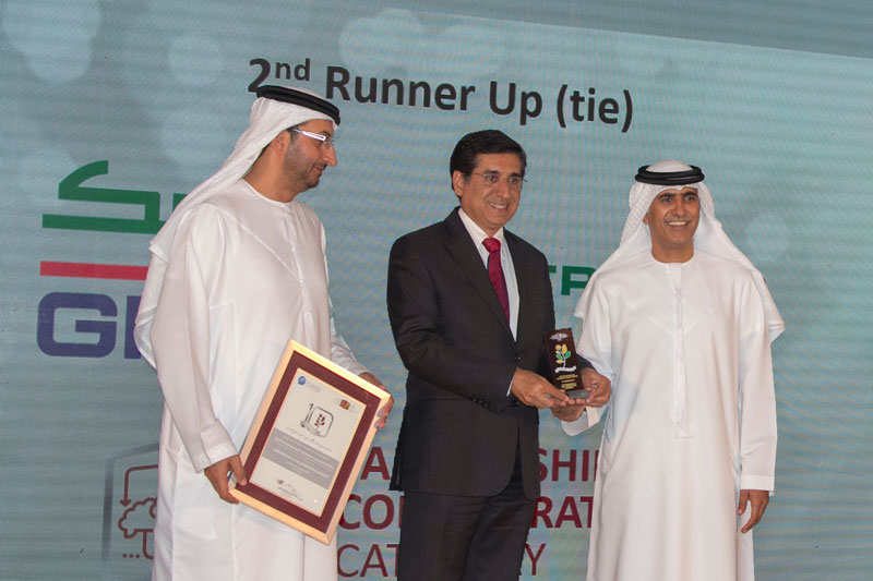 GPIC (Partnerships & Collaborations) 2nd Runner Up