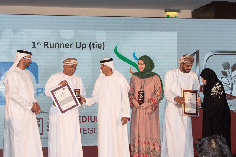 Salalah Methanol Company and DLA Piper pic2 (Medium Business)  1st Runner Up Tie