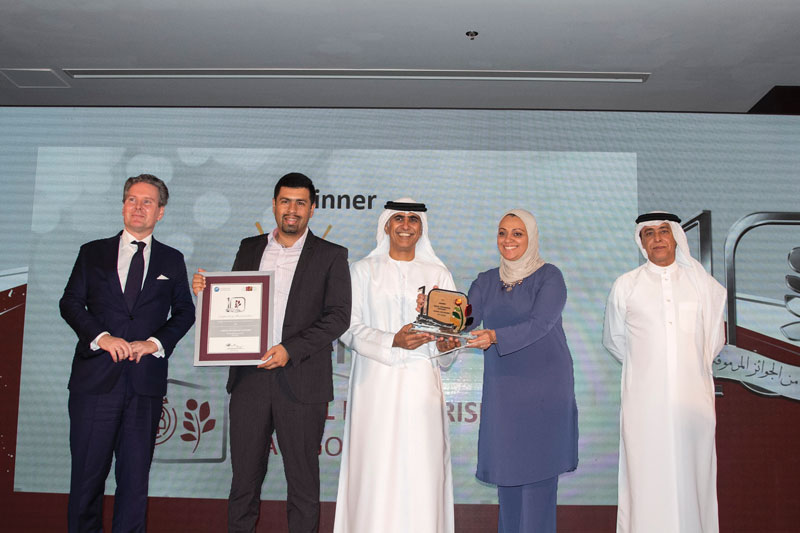 TTi Jordan (Social Enterprise) Winner