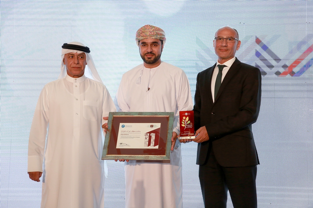 Partnerships & Collaborations (2nd Runner Up TIE) - Duqm Refinery