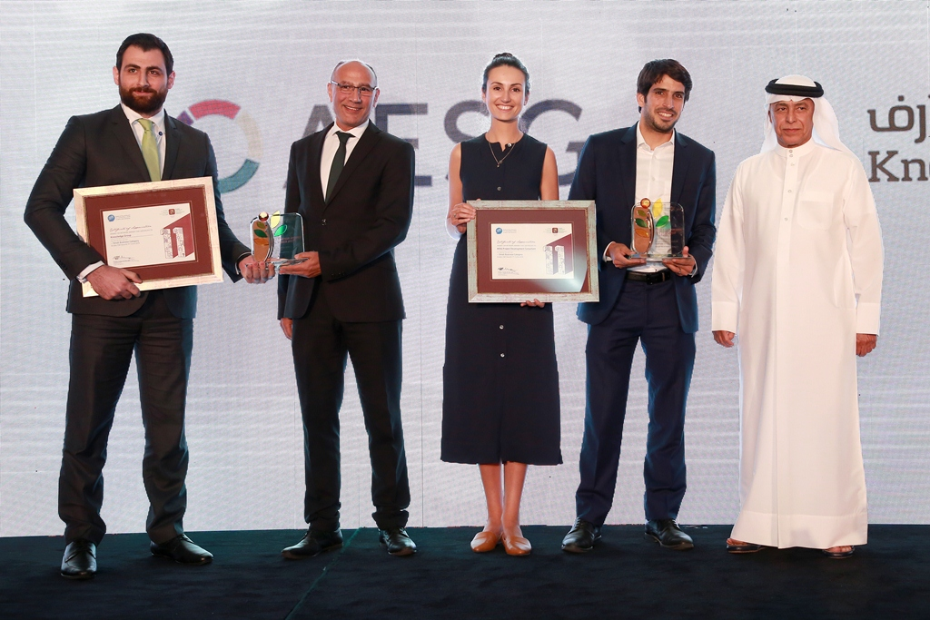Small Business (Winner TIE) -AESG & Knowledge Group (2)