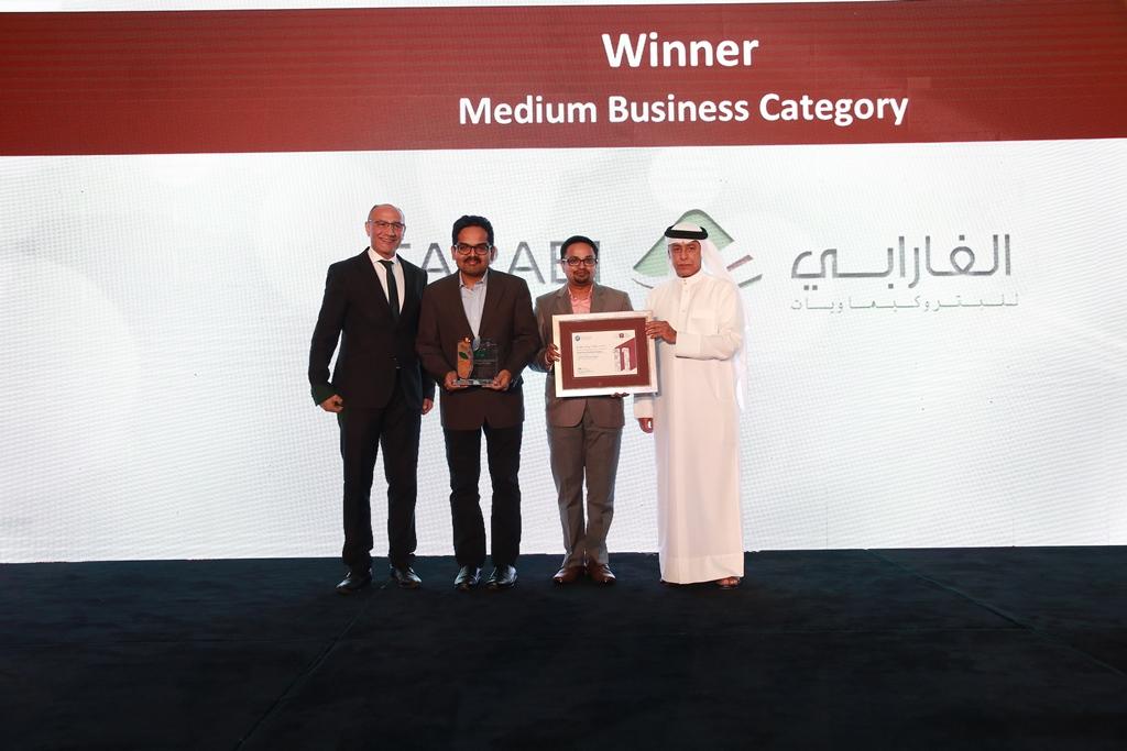 Medium Business (Winner) - Farabi