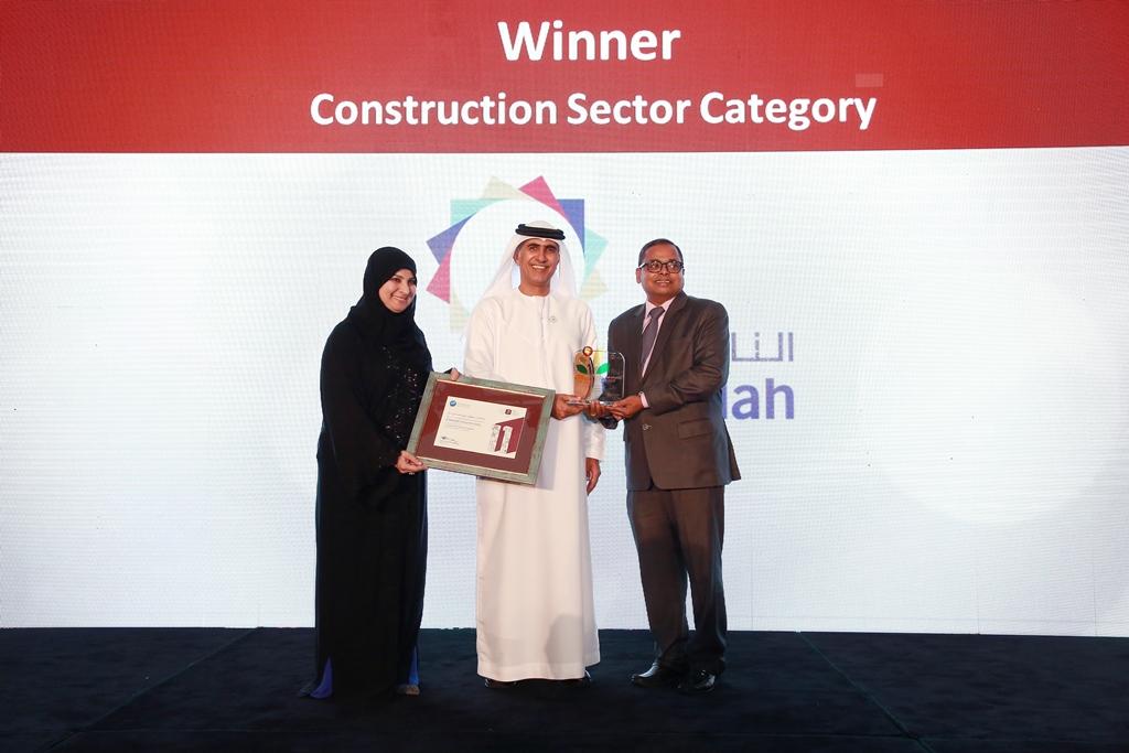 Construction (Winner) - Al Naboodah Construction Group