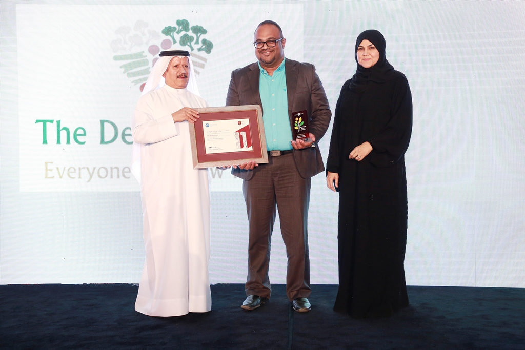 Best New Business (Special Recognition) - The Desert Farmer